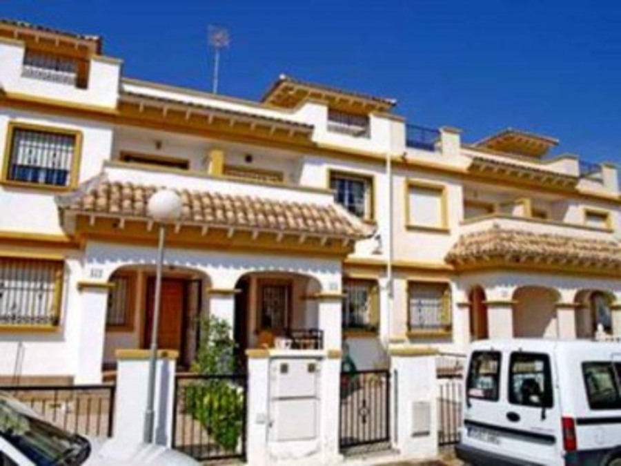 097: Town House in Torrevieja