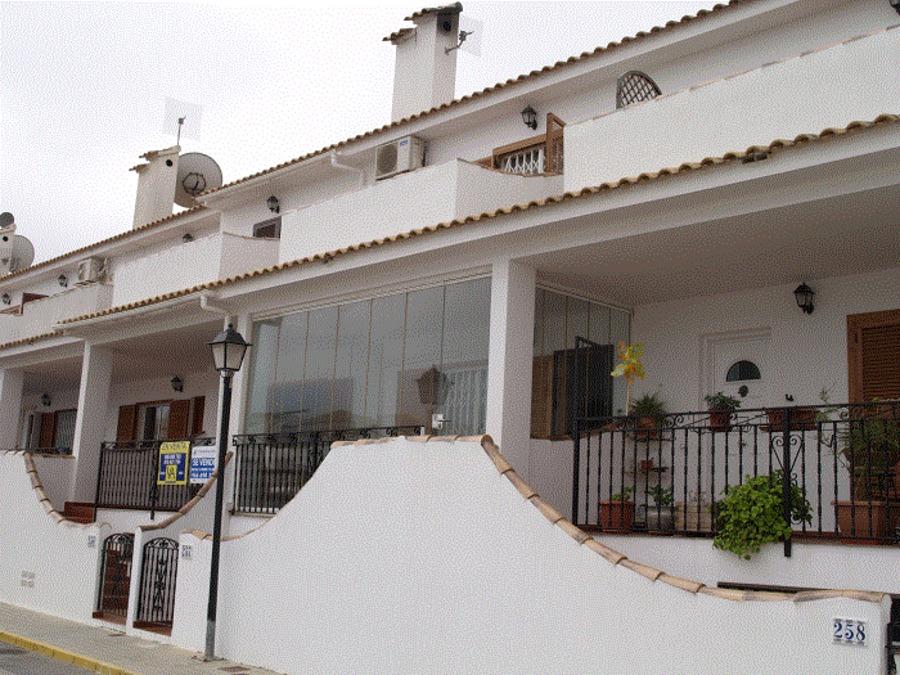 GA022: Town House in Gran Alacant