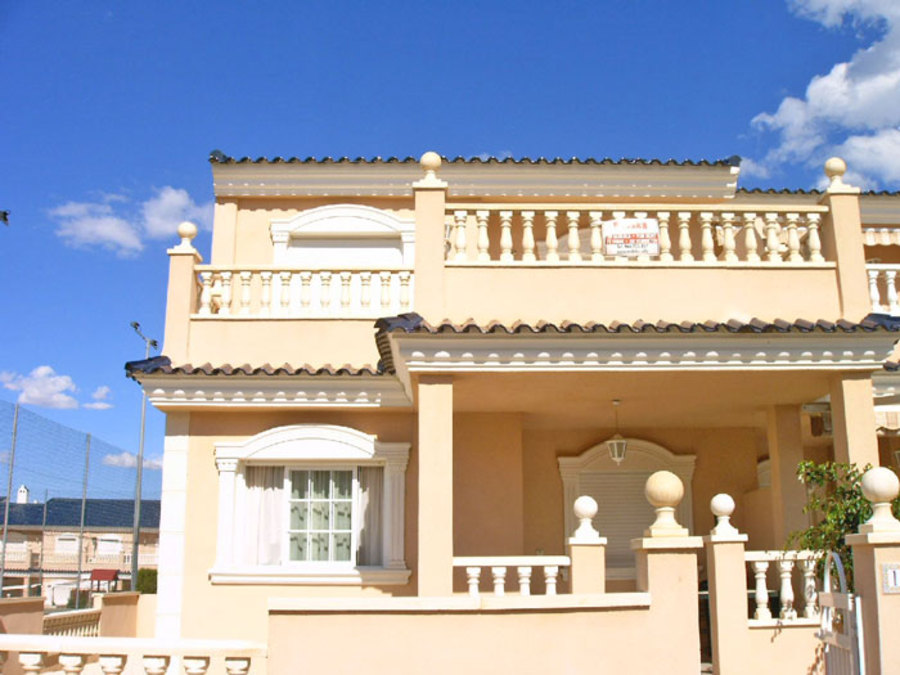 GA002: Town House in Gran Alacant