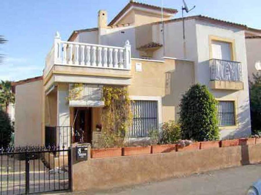 089: Villa in Algorfa