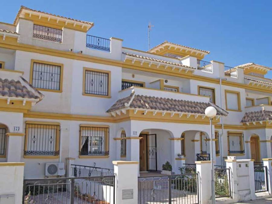 TVS008: Town House in Torrevieja