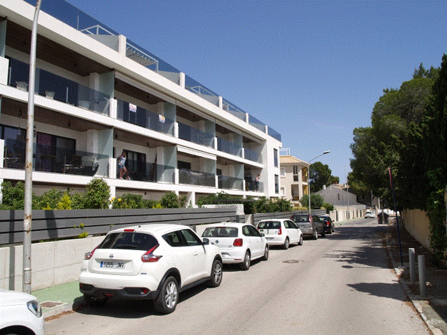 DC001: Apartment in Dehesa de Campoamor