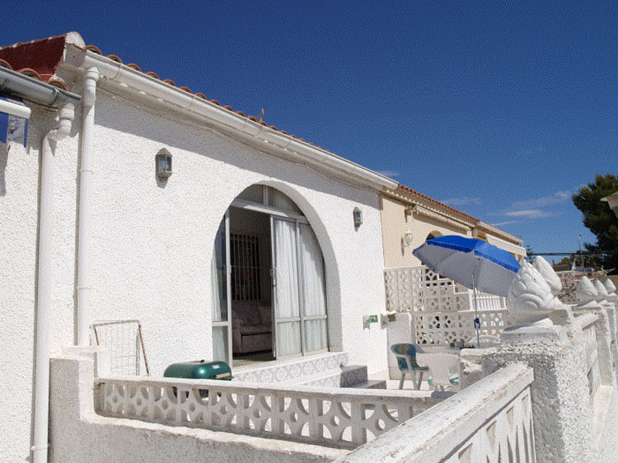 284: Bungalow in Torrevieja