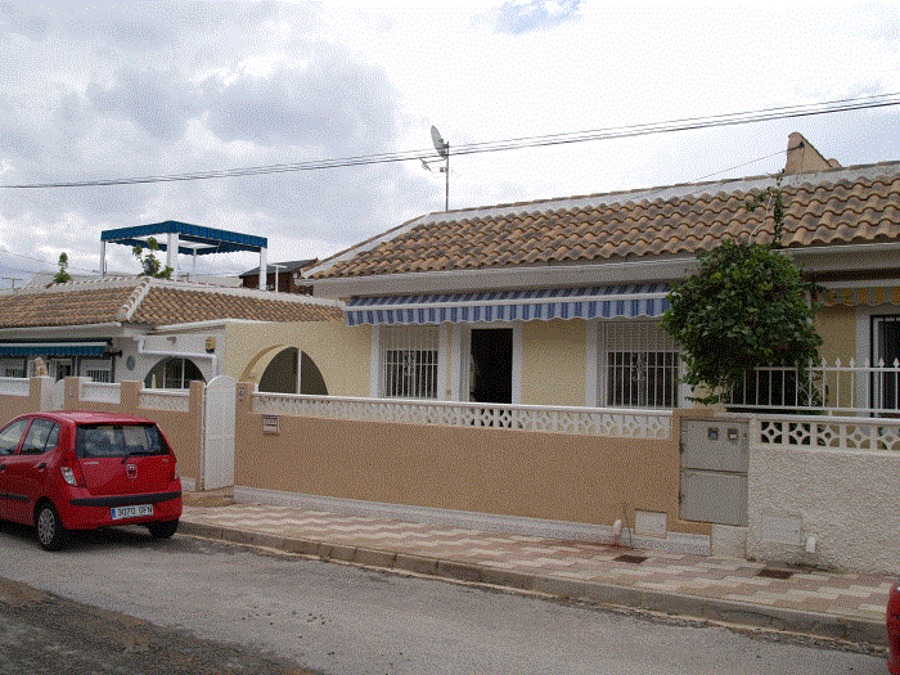 287: Bungalow in Torrevieja