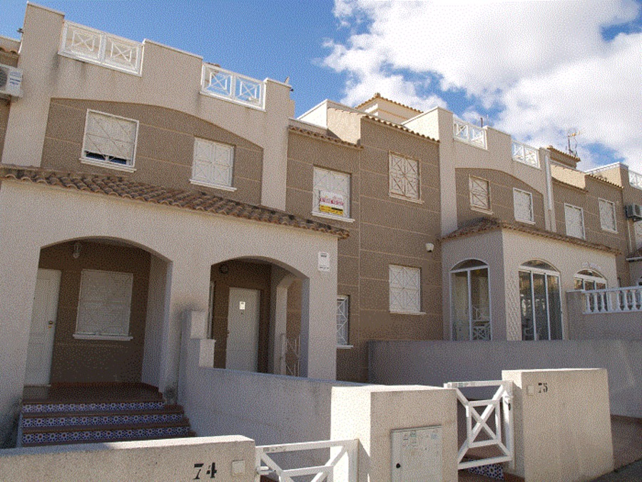 289: Town House in Torrevieja