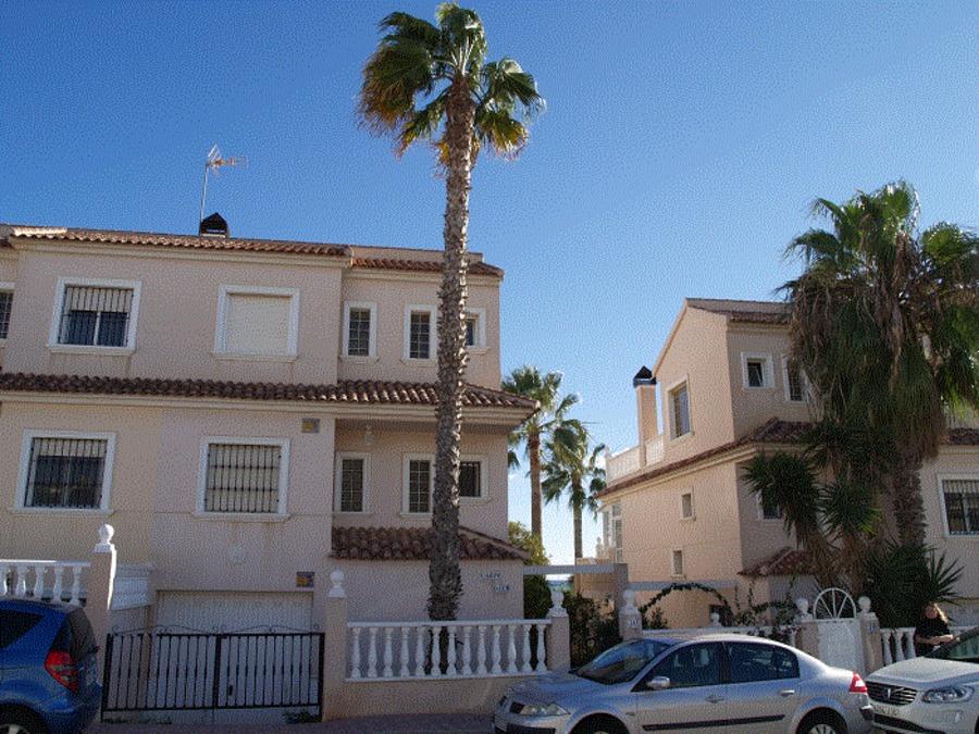 290: Villa in Torrevieja