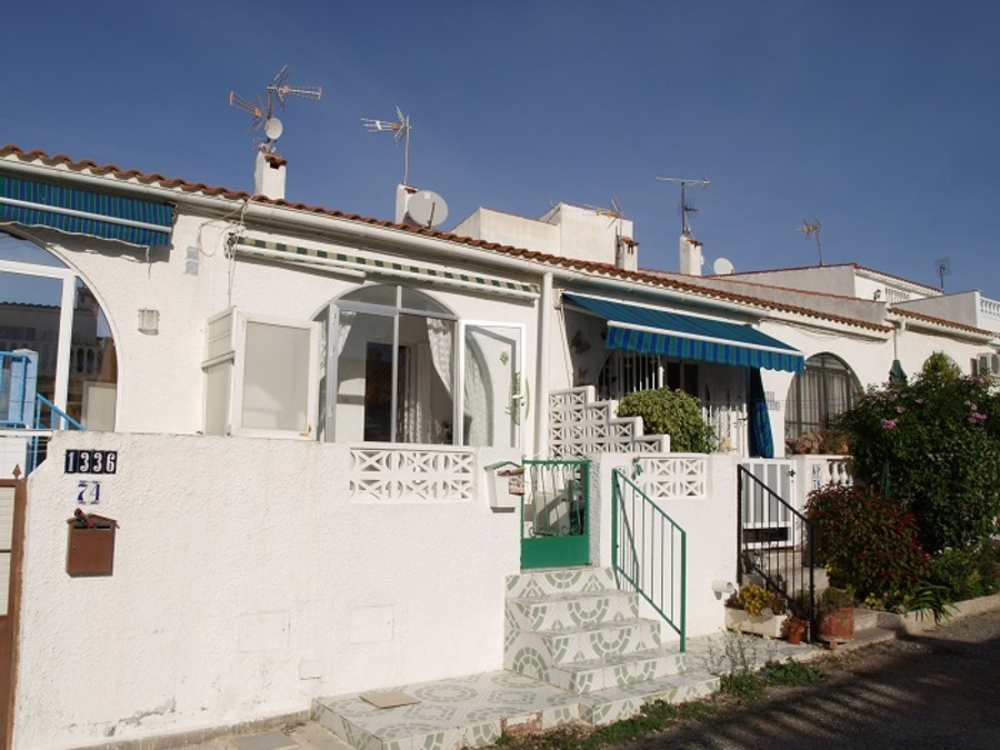 297: Bungalow in Torrevieja