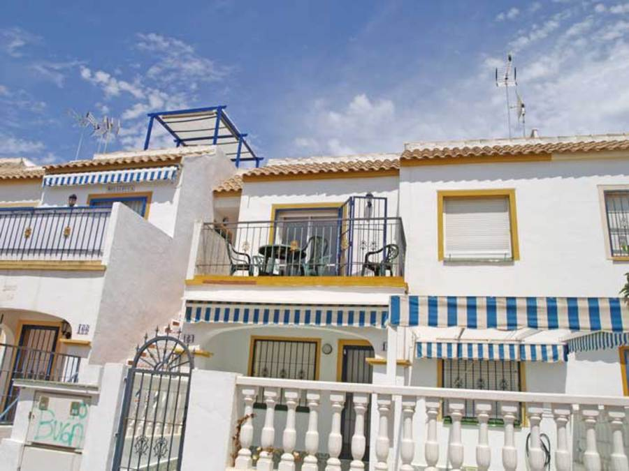 TVS018: Bungalow in Torrevieja